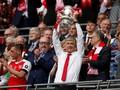 Trofi Piala FA Modal Positif Wenger Bertahan di Emirates