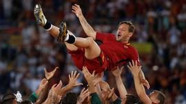 Jelang Lawan Liverpool, Skuat AS Roma Menanti Petuah Totti
