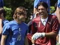 Penghormatan Buffon untuk Masa Pensiun Totti