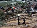 Banjir Landa Sri Lanka, Ratusan Ribu Warga Mengungsi