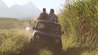 'Ngabuburit' Menjelajah Perkebunan Kopi di Kaki Gunung Kelud