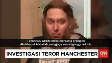 Investigasi Teror Manchester