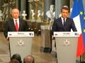 Kunjungi Perancis, Putin 'Disentil' Macron Soal Pemberitaan