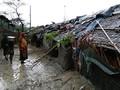 Badai Hantam Bangladesh, Kamp Pengungsi Rohingya Hancur Lebur