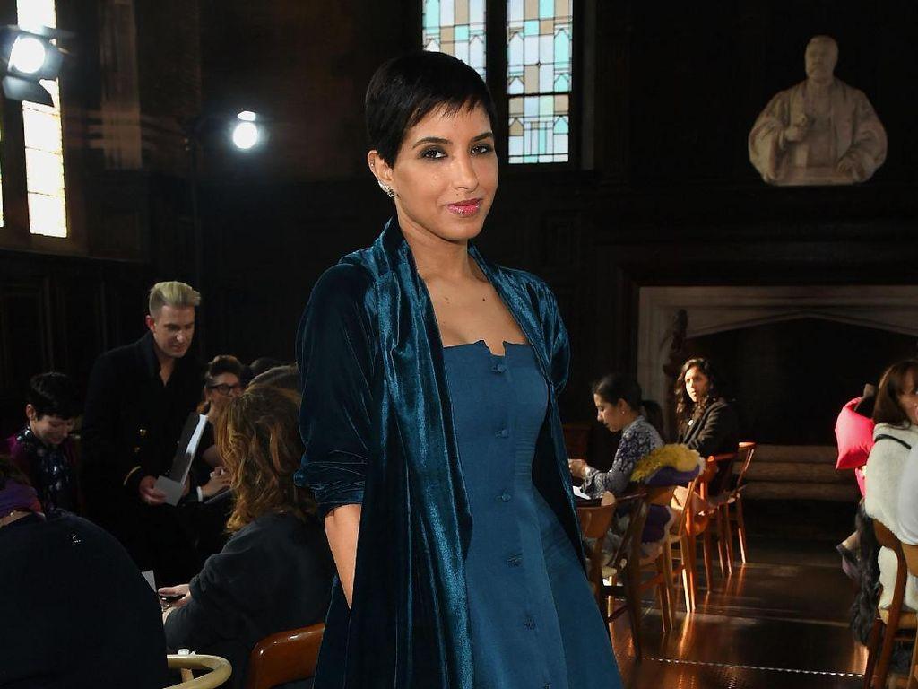 Gaya Modest Putri Arab, Deena Abdulaziz Untuk Inspirasi di Hari Lebaran