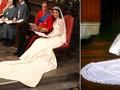 Kemiripan Fesyen Kate Middleton dengan Putri Diana