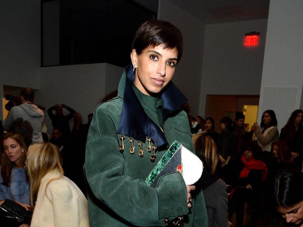 Foto: 15 Gaya Stylish Putri Arab, Deena Aljuhani Abdulaziz