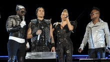 Black Eyed Peas Protes Kebijakan Trump di 'Big Love'