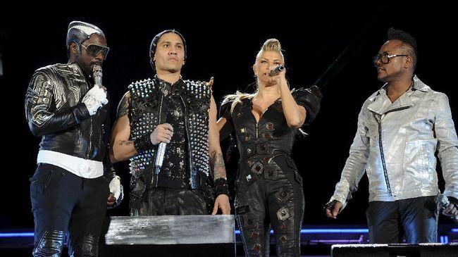 Taboo 'Black Eyed Peas' Bicara Perang & Mimpi Buruk Kanker