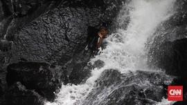 Air Terjun Hitam di Nganjuk yang Riuhkan Netizen Terjawab