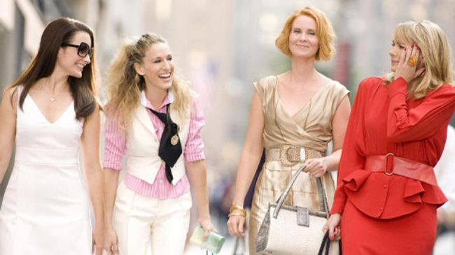 Sarah Jessica Parker Sebut Tak Ada Film 'Sex and the City 3'