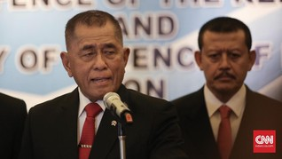 Ryamizard Sebut Duterte Perbolehkan Operasi Darat di Filipina