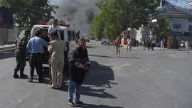 Serangan Bom Taliban Lukai 20 Pelajar Madrasah Afghanistan