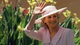 Jelang 20 Tahun Kematian Putri Diana, Banjir Bunga di Istana