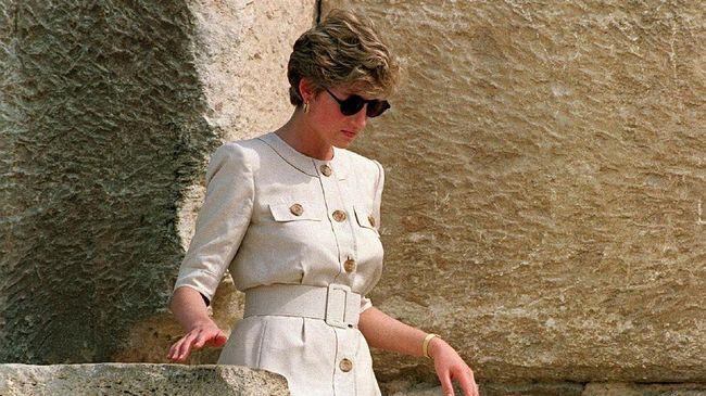 Transformasi Diana dari 'Si Pemalu' hingga Jadi Ikon Fesyen