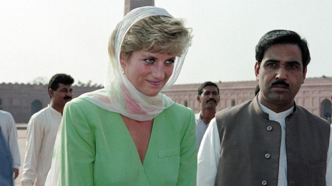 Saksi Mata: Ada Campur Tangan Lain di Kecelakaan Putri Diana