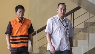 Suap Auditor BPK, Pejabat Kemendes Hadapi Vonis Hakim