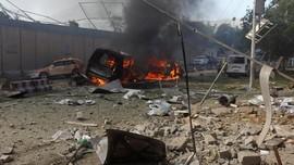 Ledakan Terjadi Lagi di Afghanistan, Tujuh Orang Tewas