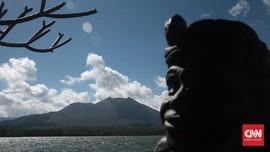 Tergelincir ke Jurang, Pendaki Gunung Batur Meninggal