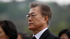 Satukan Tim Hoki Korsel-Korut, Popularitas Moon Jae-in Turun