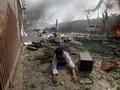 Bom di Luar Stadion Afghanistan, 14 Orang Tewas