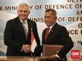 Indonesia dan Selandia Baru Perkuat Kerja Sama Pertahanan