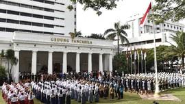 PNS Dikbud Sebut Upacara 1 Juni Hanya Penugasan