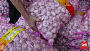 Jokowi Menyatakan Ingin Setop Impor Bawang