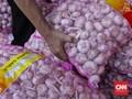 Bulan Ini Impor 100 Ribu Ton Bawang Putih Asal China Tiba