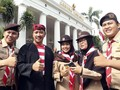 Menpora Bangga Berbaju Sakera di Hari Lahir Pancasila