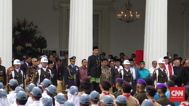 Orde Baru,'Mantra' Pancasila dan Presiden Jokowi
