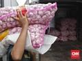 Bulog Diminta Impor Bawang Putih 100 Ribu Ton Bulan Ini