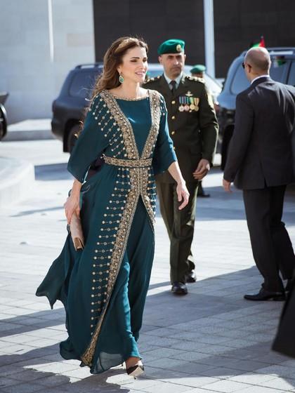 Foto: 7 Gaya Para Istri Pemimpin Muslim Dunia 1