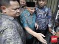 Amien Rais Sambangi Rumah Prabowo Jelang Pendaftaran Capres