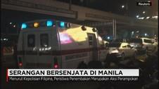 Serangan Bersenjata di Manila