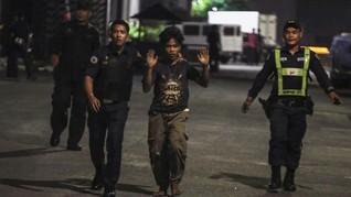 Polisi Filipina Tembak Mati 26 Pengedar Narkotik