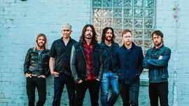 Waspada Corona, Foo Fighters Tunda Tur Tapak Tilas