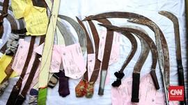 Tawuran dengan Geng Warjenk di Cakung, Tiga Serangkai Diciduk