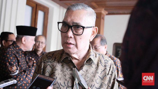 Try Sutrisno Sebut TNI Bisa Berperan Jaga Keamanan Nasional