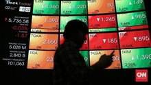 IHSG Diramal Melemah Terseret Bursa Global