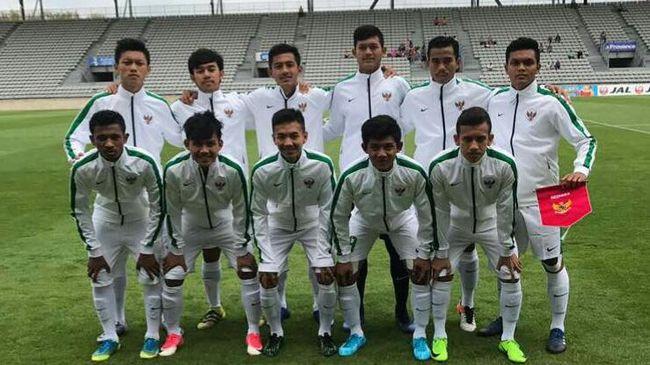Jadwal Siaran Langsung Timnas Indonesia U19 vs Filipina