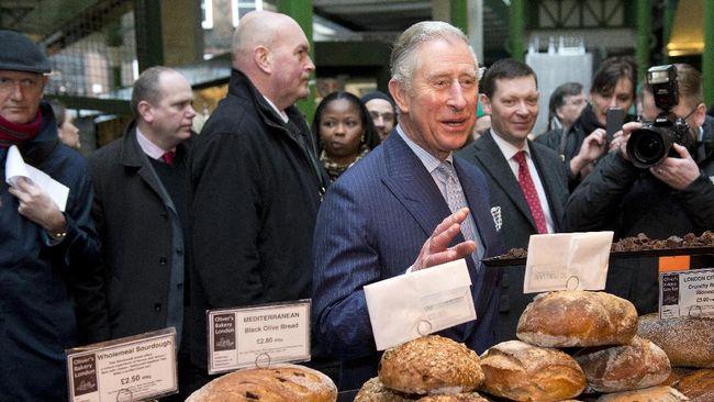 Pangeran Charles Terinfeksi Virus Corona