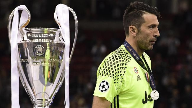 Buffon: Real Madrid Layak Menang