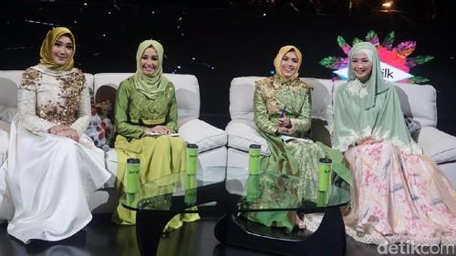 Pesan Desy Ratnasari Hingga Nycta Gina untuk Jawara Sunsilk Hijab Hunt 2017