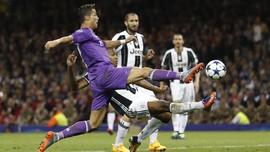 Allegri: Juve Tak Butuh Taktik Khusus Hentikan Ronaldo