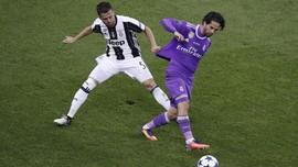Susunan Skuat Juventus vs Madrid, Los Blancos Tak Berubah