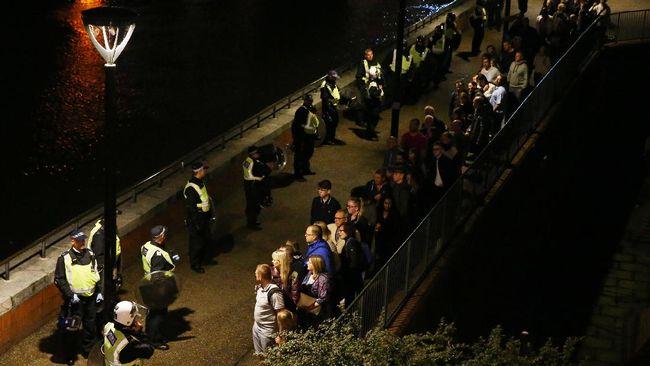 Saksi Mata Ungkap Kengerian Malam Minggu di London Bridge