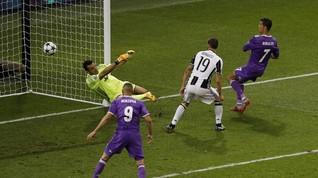 Fakta Menarik Juventus vs Real Madrid di Liga Champions