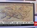 Harga Lelang Peta Asli Disneyland Capai Rp12 Miliar