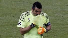 Selamatkan Juventus, Buffon Dipastikan Hanya Jadi Pelapis
